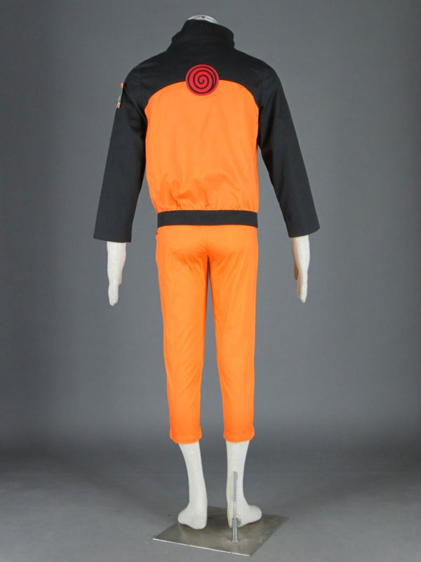 Cosplay naruto complet