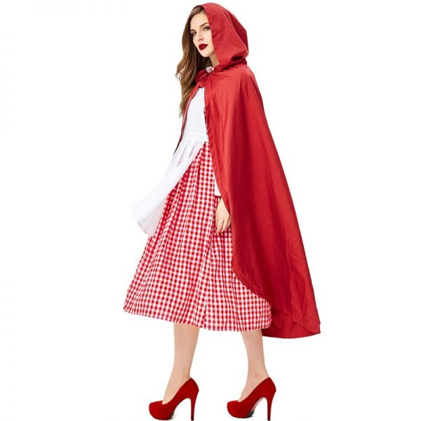 Cosplay chaperon rouge