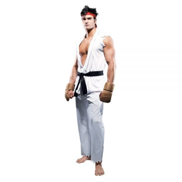 Cosplay street fighter ryu