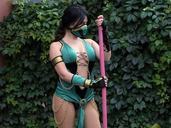 cosplay jade